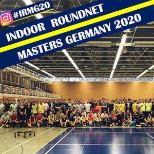 Indoor Roundnet Masters Germany 2020 @ Deutsche Sporthochschule Köln